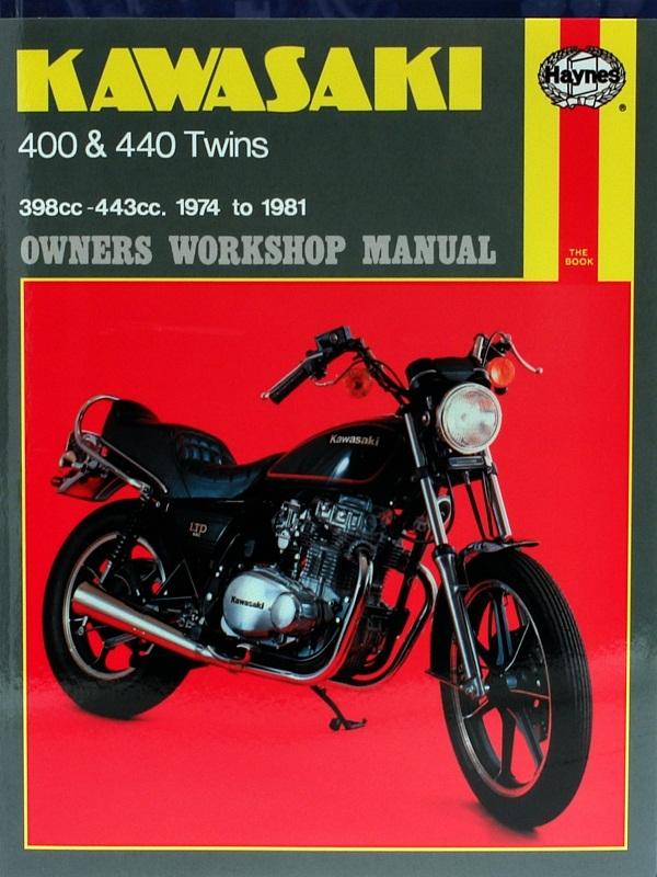 Kawasaki 400 & 440 Twins (Haynes 0281)