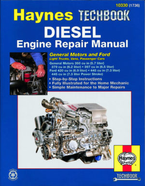 GM and Ford Diesel Engine Repair Manual (Haynes 10330)