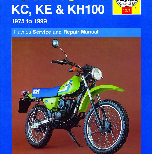 Kawasaki KC, KE and KH100 (Haynes 1371)