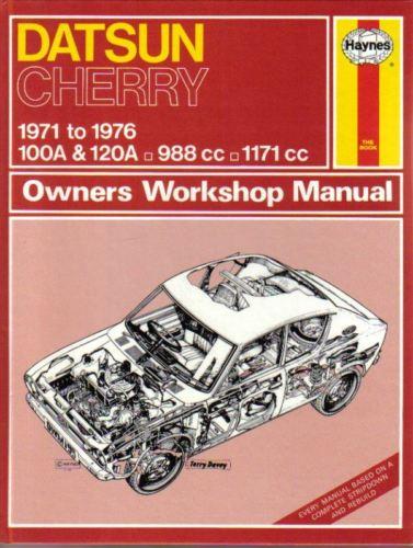 Datsun Cherry (Haynes 195)