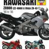 Kawasaki ZX600 (Ninja ZX-6) Fours (Haynes 2146)