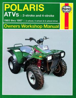 Polaris ATVs (Haynes 2302)