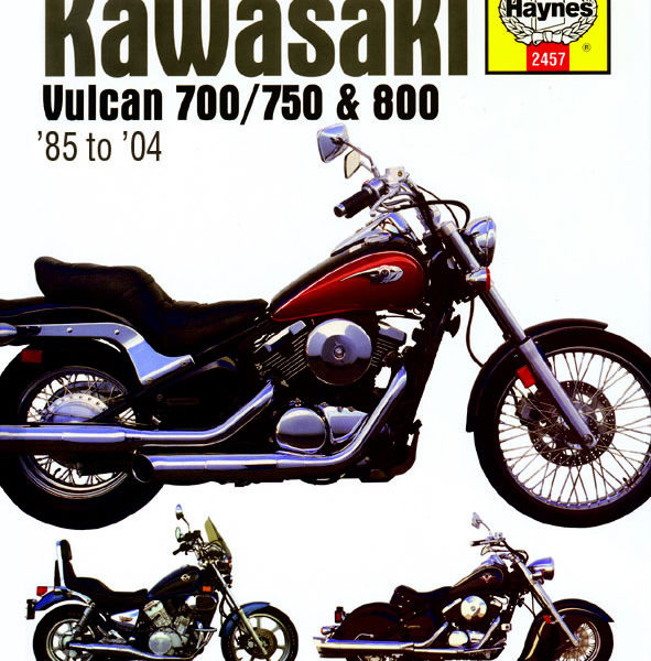 Kawasaki Vulcan 700 / 750 and 800 (Haynes 2457)