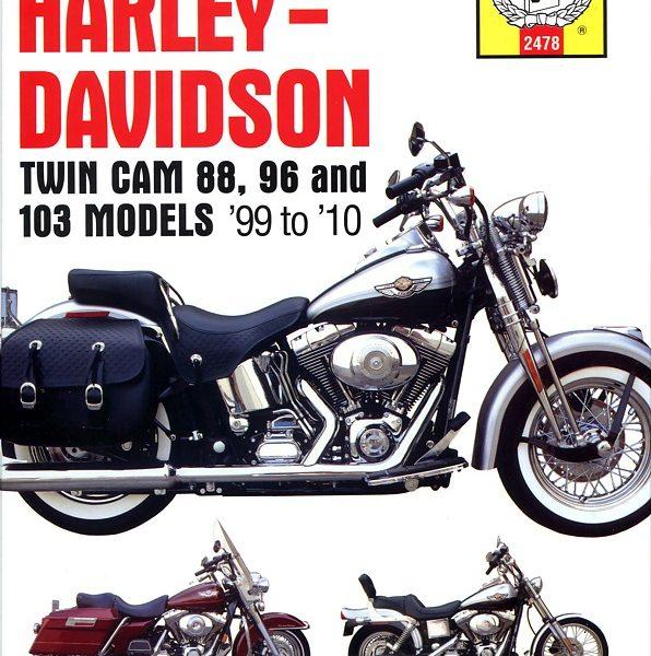 Harley-Davidson Twin Cam 88, 96 & 103 Models 1999 - 2010 (Haynes 2478)