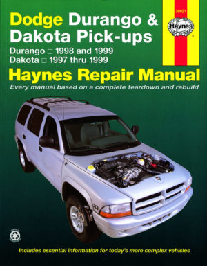 Dodge Dakota Pick-up and Durango (Haynes 30021)