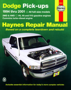 Dodge Pick-ups (Haynes 30041)