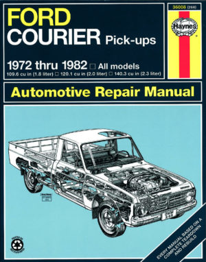 Ford Courier Pick-up (Haynes 36008)