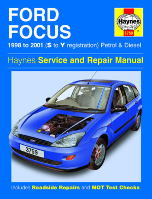 Ford Focus Petrol and Diesel (Haynes 3759)