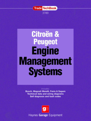 Citroën & Peugeot Engine Management Systems & Fuel Injection Techbook (Haynes 3789)