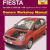 Ford Fiesta Petrol & Diesel 2002 - 2008 (Haynes 4170)