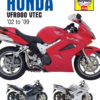 Honda VFR800 V-Tec V-Fours 2002 - 2009 (Haynes 4196)