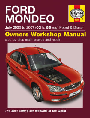 Ford Mondeo Petrol and Diesel (Haynes 4619)