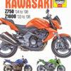 Kawasaki Z750 & Z1000 (2003 - 2008) Haynes 4762