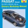 Volkswagen Passat Diesel 2005 - 2010 (Haynes 4888)