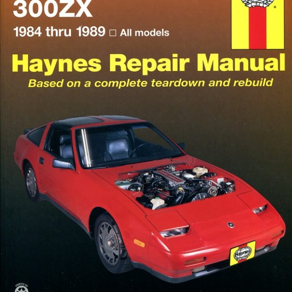 Nissan 300ZX Turbo and non-Turbo models (Haynes 72010)