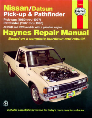 Nissan / Datsun Pick-ups and Pathfinders (Haynes 72030)