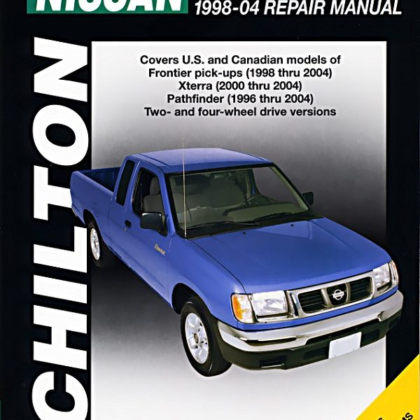 Nissan Frontier and Pathfinder (Chilton C52503)