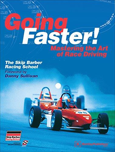 Going Faster! Mastering the Art of Race Driving (Bentley Publishers)