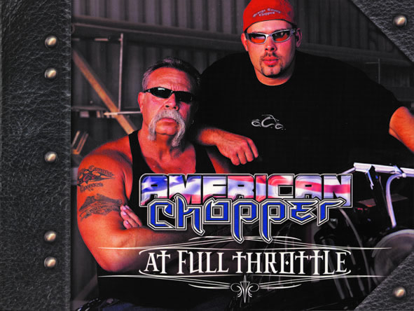 American Chopper : At Full Throttle (Haynes H4237)