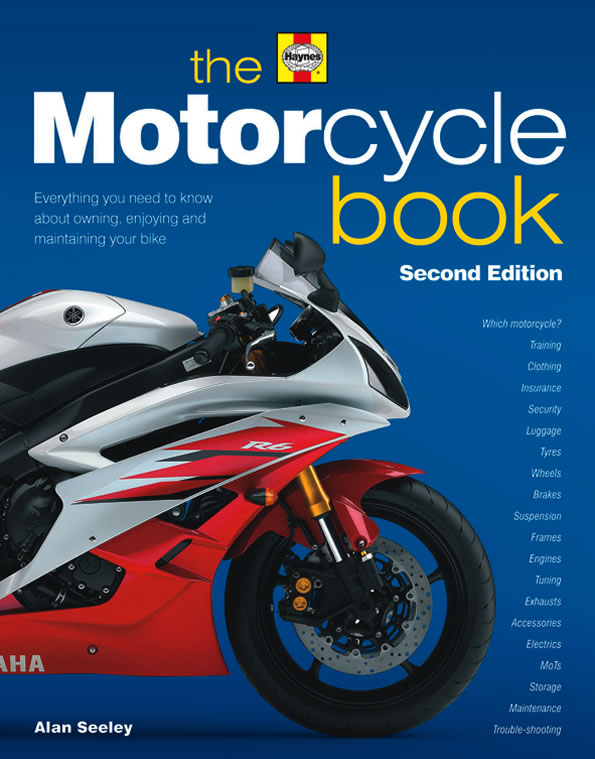 The Motorcycle Book 2nd Edition (Haynes H4342)