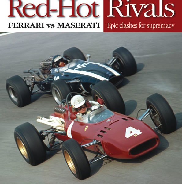 Red-Hot Rivals (Haynes H4412)