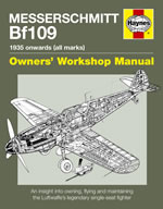 Messerschmitt Bf109 Manual (Haynes H4642)
