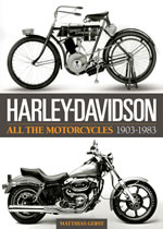 Harley-Davidson All the Motorcycles 1903-1983 (Haynes H4676)