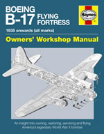 Boeing B-17 Flying Fortress (Haynes H4932)