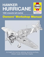 Hawker Hurricane Manual (Haynes H4955)