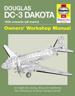 Douglas DC-3 Dakota Manual (Haynes H6161)