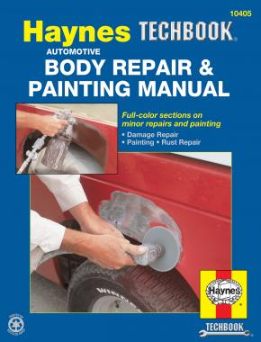 Automotive Body Repair and painting Manual (Haynes 10405)