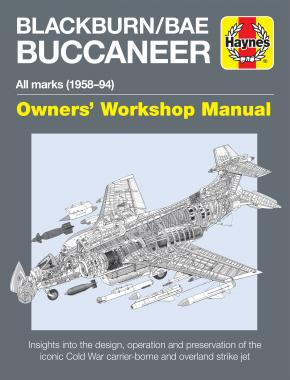 Blackburn Buccaneer Manual H6116