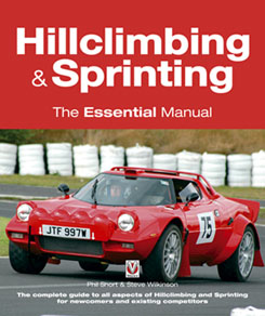 Hillclimbing & Sprinting - The Essential Manual (Veloce)