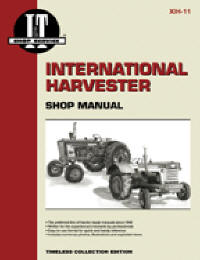International Harvester 600 & 650 (IT Shop IH-11)