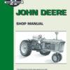 John Deere 3010 to 6030 Petrol & Diesel (IT Shop JD-203)