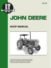John Deere 2840, 2940 & 2950 (IT Shop JD-56)