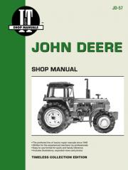John Deere 4050, 4250, 4450, 4650 & 4850 (IT Shop JD-57)
