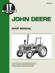John Deere 2150, 2155, 2255, 2350, 2355, 2355N, 2550, 2555 (IT Shop JD-58)