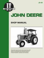 John Deere Diesel 4055, 4255, 4455, 4555, 4755, 4955 (IT Shop JD-60)