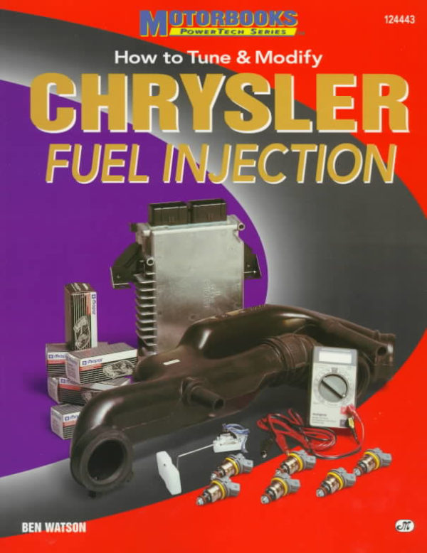 How to Tune and Modify Chrysler Fuel Injection (MBI 124443)