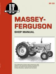 Massey-Ferguson MF65 to MF1155 (IT Shop MF-201)