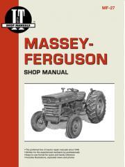Massey-Ferguson MF135 Special & Deluxe, MF150, MF165 (IT Shop MF-27)