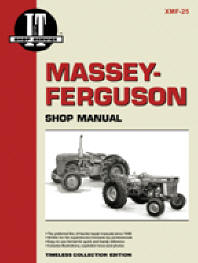 Massey-Ferguson MF25 & MF130 (IT Shop MF-25)