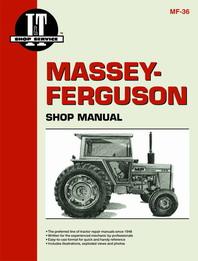 Massey-Ferguson MF285 (IT Shop MF-36)