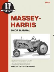 Massey-Harris 20 to Pony (IT Shop MH-2)