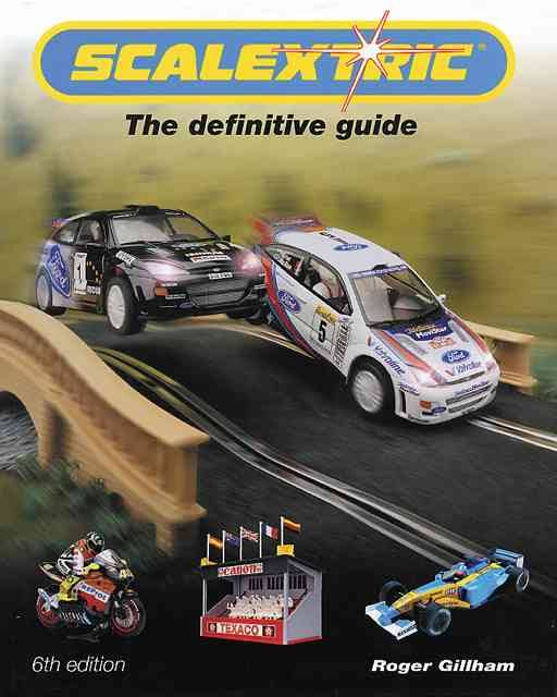 Scalextric: The Definitive Guide 6th Edition (Haynes H4034)
